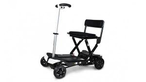 S302161 Folding 4-Wheel Electric Scooter