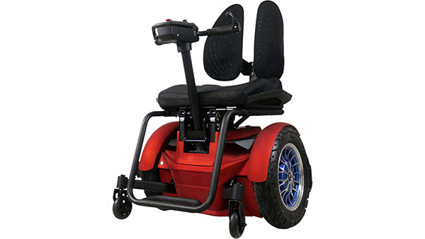 VIA 4-Wheel Electric Folding Scooter