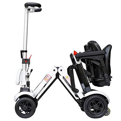 Genic 4-Wheel Electric Folding Scooter